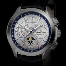 Prix du Neuf Universal Genève Okeanus Moon Chronographe