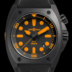 Prix du neuf Bell & Ross BR02 Orange