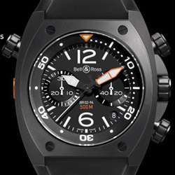 Prix du neuf Bell & Ross BR02 Chronograph Carbon Finish