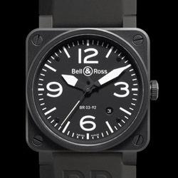 Prix du neuf Bell & Ross BR03-92 Carbon