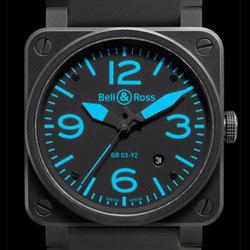 Prix du neuf Bell & Ross BR03-92 Blue