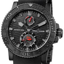 Prix du Neuf Ulysse Nardin Marine Diver Black ocean