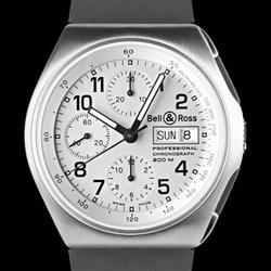 Prix du neuf Bell & Ross Type Professionel