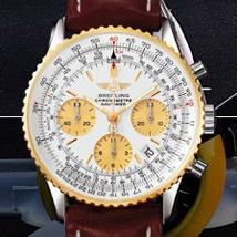 Prix du neuf  Breitling Navitimer Acier Or 405