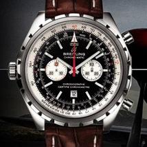 Prix du neuf Breitling Navitimer Chronomatic 442 Acier