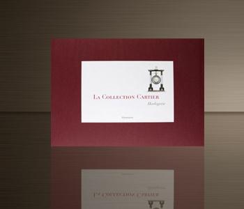 La Collection Cartier: Horlogerie