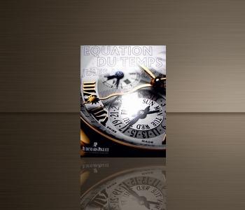 Equation du temps Jules Audemars (avec DVD)