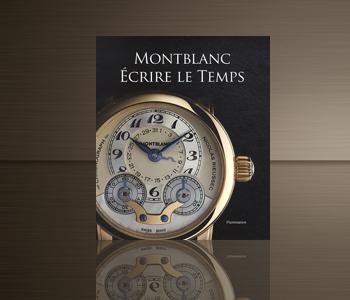 Ecrire le Temps - Montblanc