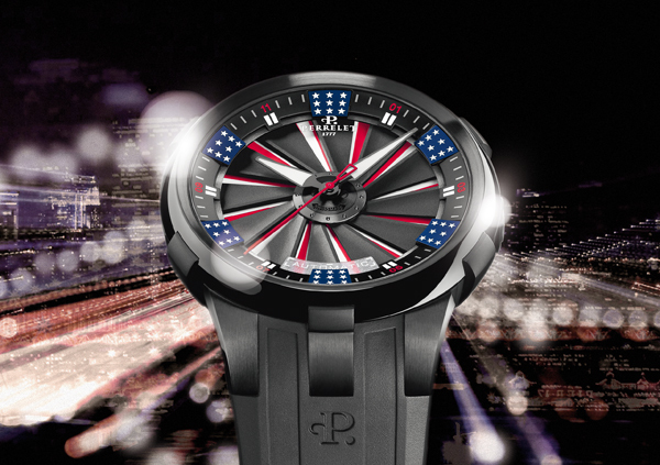 PERRELET TURBINE XL  AMERICA / LIMITED EDITION