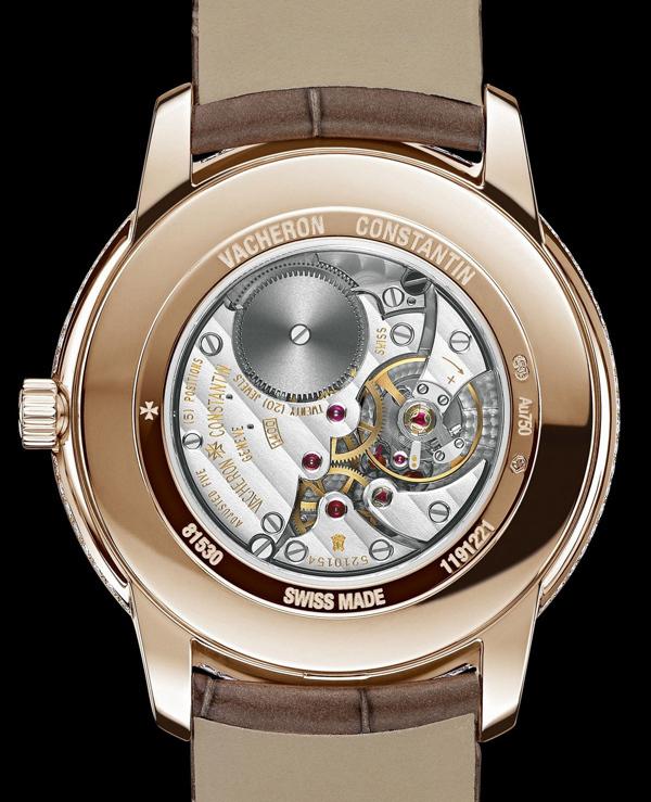 Vacheron Constantin Patrimony Contemporaine petit modèle -  Art du raffinement, art du savoir-faire horloger. L'âme de la Haute Horlogerie
