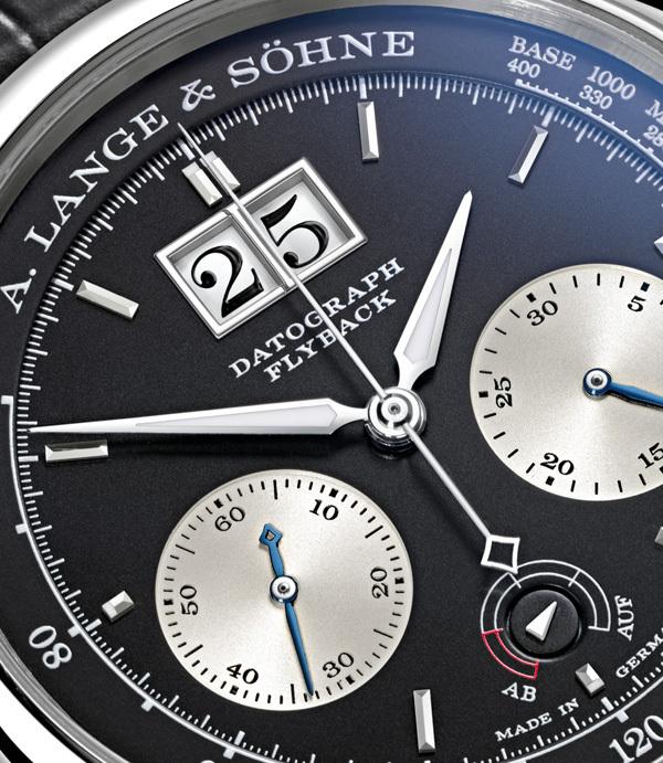 La nouvelle référence pour la fabrication des chronographes : A. LANGE SÖHNE DATOGRAPH UP/DOWN