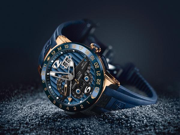 Montre Ulysse Nardin Blue Toro : l'ultime défi d'Ulysse Nardin en conjuguant l'horlogerie au futur.