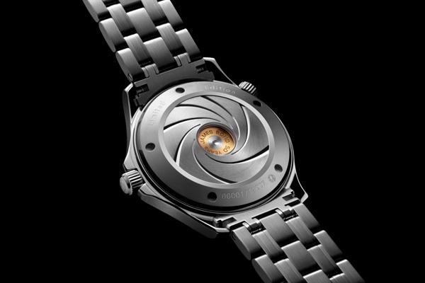 Omega Seamaster Co-Axial 300 M Série Limitée James Bond 007, 50ème Anniversaire