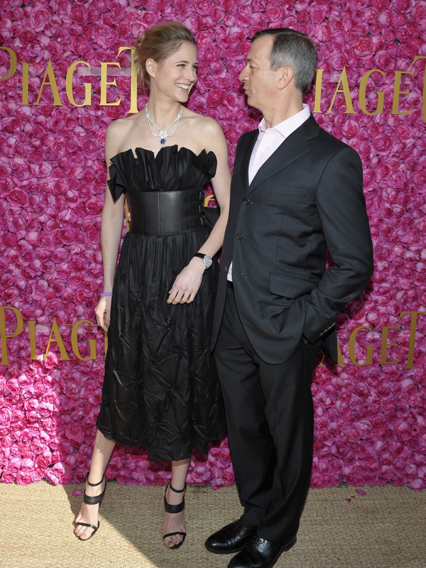 Fiona Hefti & Philippe Leopold-Metzger CEO Piaget