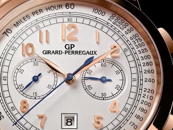 GIRARD-PERREGAUX 1966 CHRONOGRAPHE 42 MM : Une nouvelle scène pour la mesure des temps courts