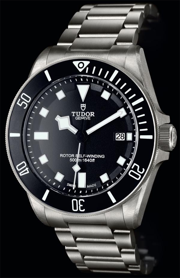 Nouvelle Tudor Pelagos. L'année 2012 est dédiée à la mer chez TUDOR.