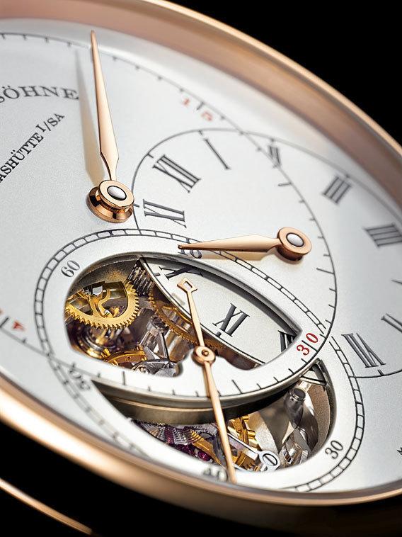 Richard Lange Tourbillon « Pour le Mérite » - de la précision à la perfection horlogère