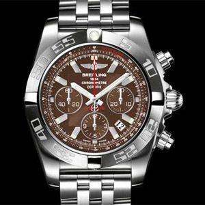 Breitling Chronomat 44 white gold