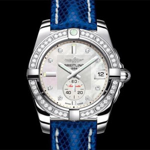 Breitling Galactic 36 diamants