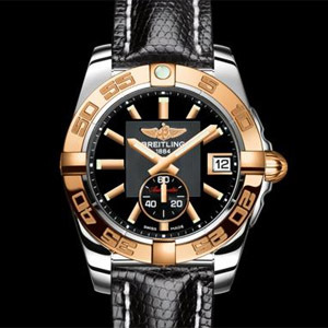 Breitling Galactic 36 or rose