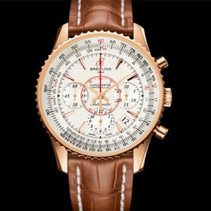 Breitling Montbrillant 01 Limited Or rose