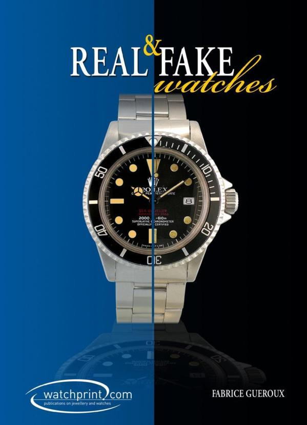 "Press Release - Fine Watches Best Seller ""REAL & FAKE WATCHES"" - Available in English"