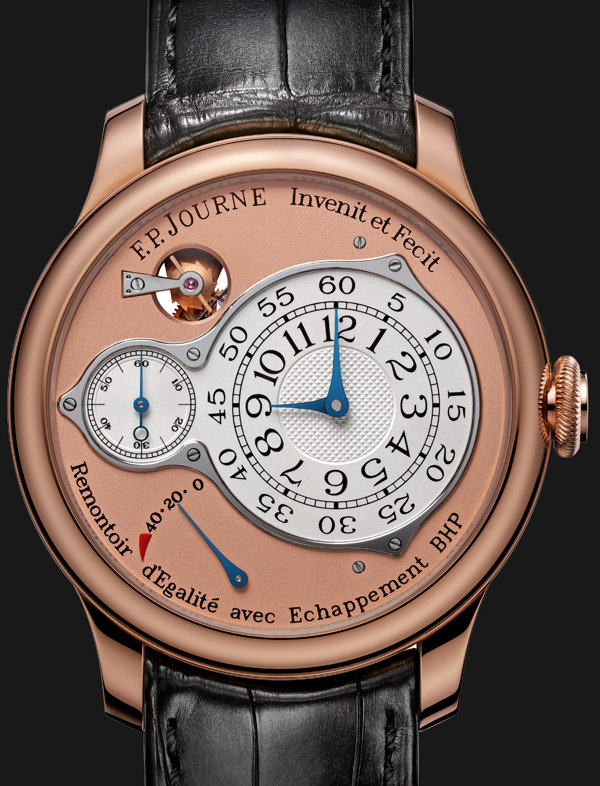 FP Journe Chronometre Optimum Or rouge
