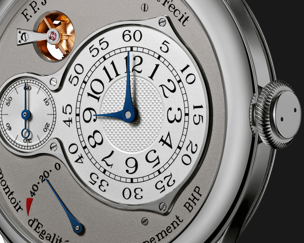 FP Journe Chronometre Optimum Platine