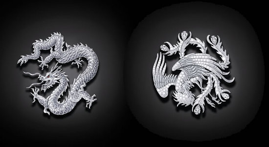 Dragon & Phoenix - montre piaget