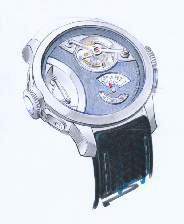 Conception Greubel Forsey
