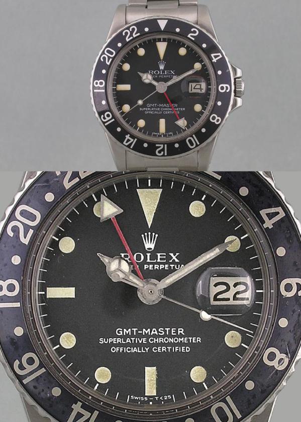 Rolex GMT Master ref. 1675 - Originale