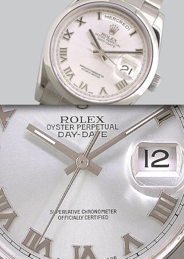 Montre Rolex Day-Date - Originale