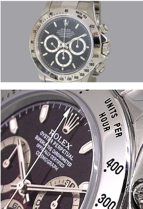 Montre Rolex Daytona 16520 originale