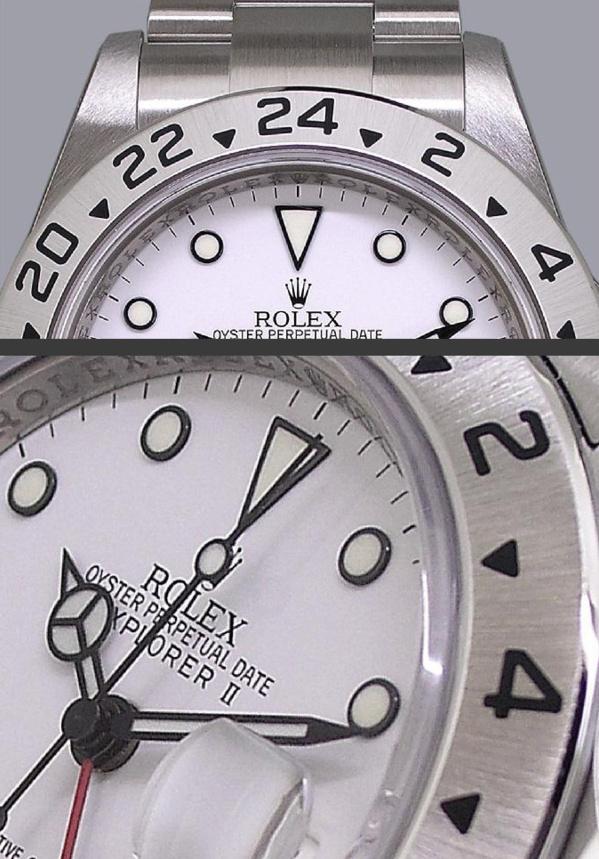 Rolex Explorer 2 originale