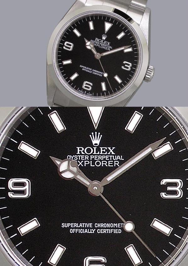 Rolex Explorer I - Originale