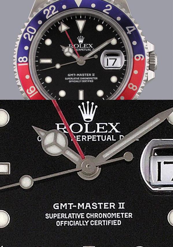 Rolex GMT Master II 16710 - Originale