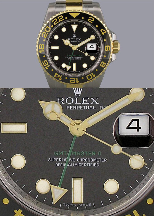 Rolex GMT Master II 116713 - originale