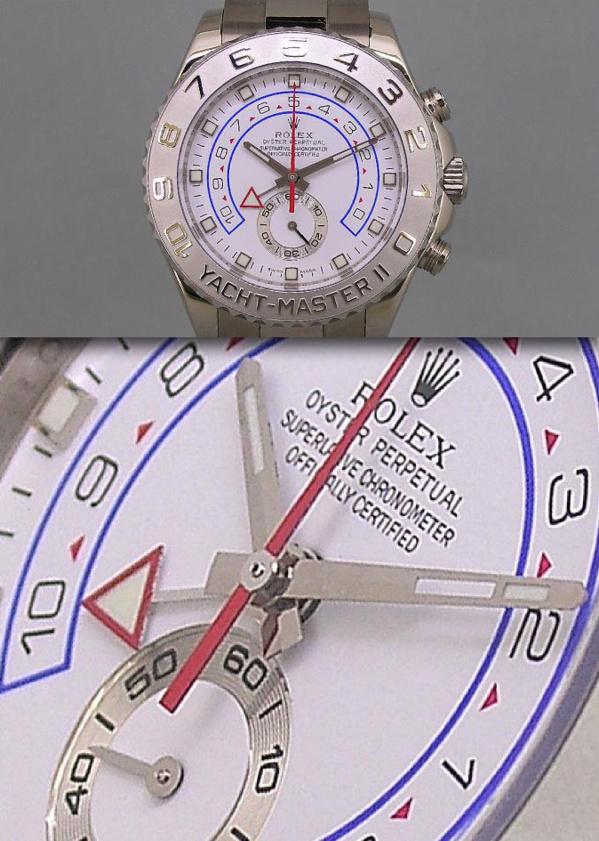 Rolex Yachtmaster II originale