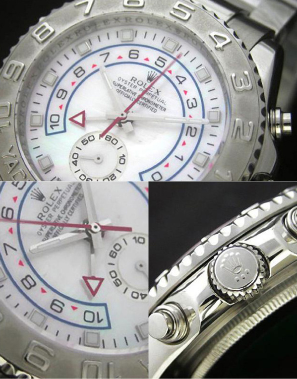 Fake Rolex Yachtmaster II - Contrefaçon