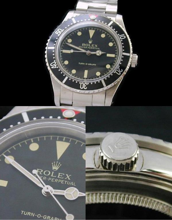 Comment identifier une contrefaçon Rolex TurnO-Graph vintage référence 6202
