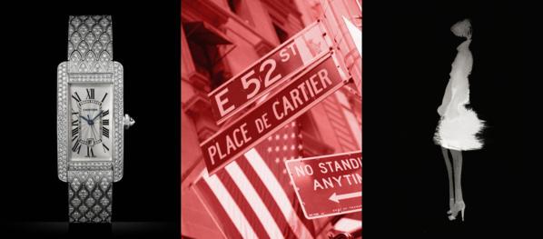 Cartier Tank Américaine et Anglaise, le précieux intemporel