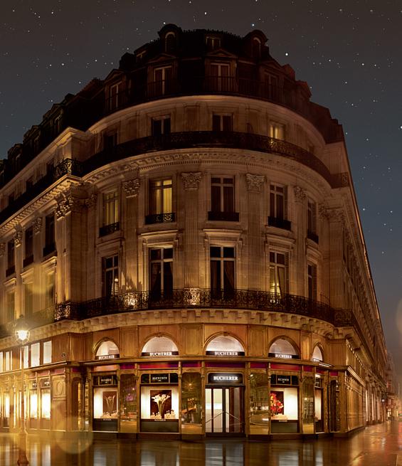 Bucherer Paris