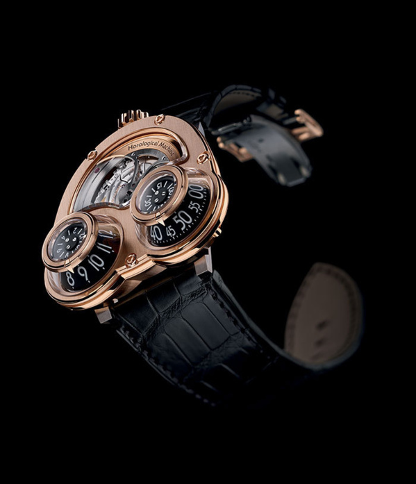 MB & F Megawind rose gold or rose