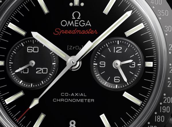 Montre Omega Speedmaster céramique