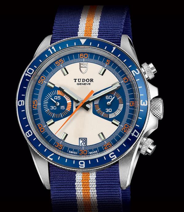 Nouvelle réédition vintage chez Tudor, avis aux amateurs de chronographes (Heritage Chrono Blue)