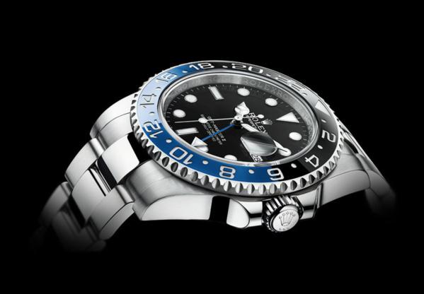Rolex GMT Master II 2013, mariage de couleurs réussi