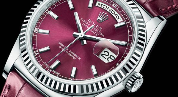 Rolex Day-Date 2013