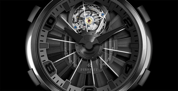 Perrelet Turbillon baselworld 2013