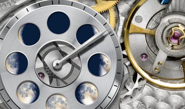Mouvement Arnold & Son Perpetual Moon A&S1512