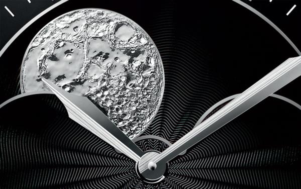 Arnold & Son - HM Perpetual Moon - esthétique astrale